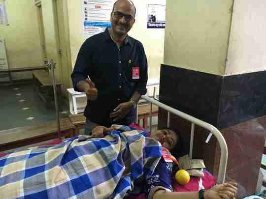 Dr. Prashant Koti's profile on Curofy