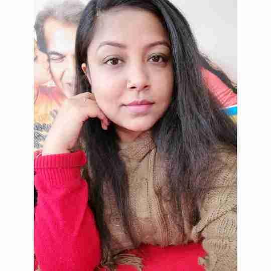 Geetanjali Kaur's profile on Curofy