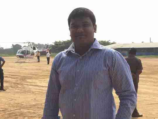 Dr. Keshava Balaji's profile on Curofy