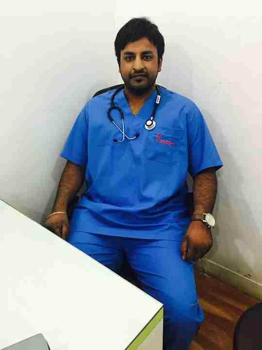 Dr. Yogesh Kaja's profile on Curofy