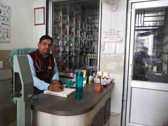 Dr. Tiwari(m.d.) Ayurveda's profile on Curofy