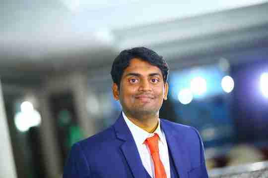 Dr. Vamshi Vitla's profile on Curofy