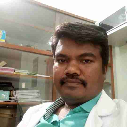 Dr. Arunagiri G's profile on Curofy