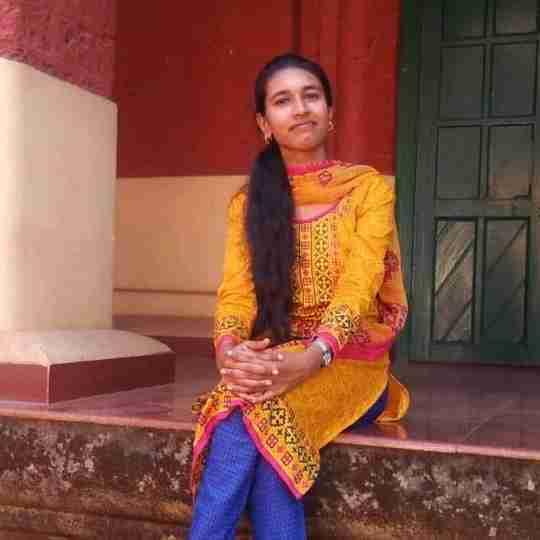 Anusha R's profile on Curofy