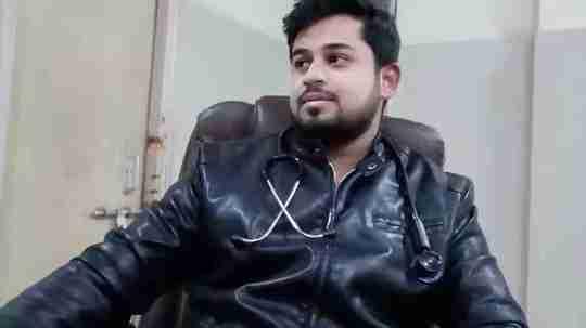 Dr. Anas Ansari's profile on Curofy