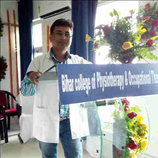 Dr. Jitendra Kumar (Pt)'s profile on Curofy