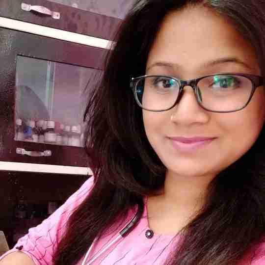 Dr. Priya Singh's profile on Curofy