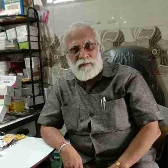 Dr. Mangal Shah's profile on Curofy