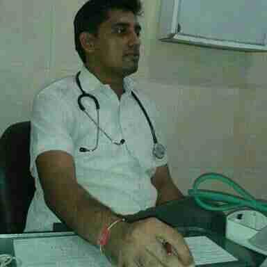 Dr. Naresh Bhardwaj's profile on Curofy