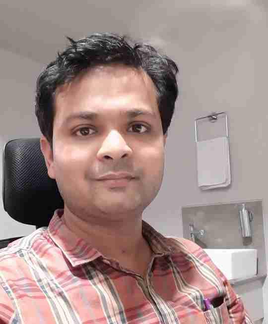 Dr. Niraj Singh Yadav's profile on Curofy