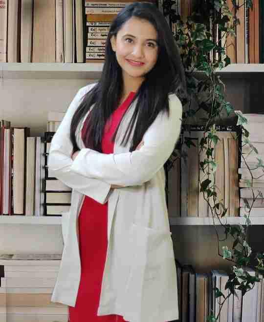 Dr. Megha Pundir's profile on Curofy