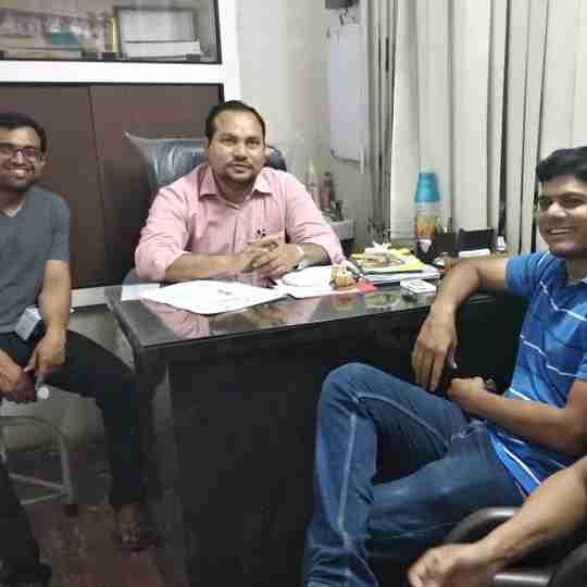 Dr. Gavaskar Banoth's profile on Curofy