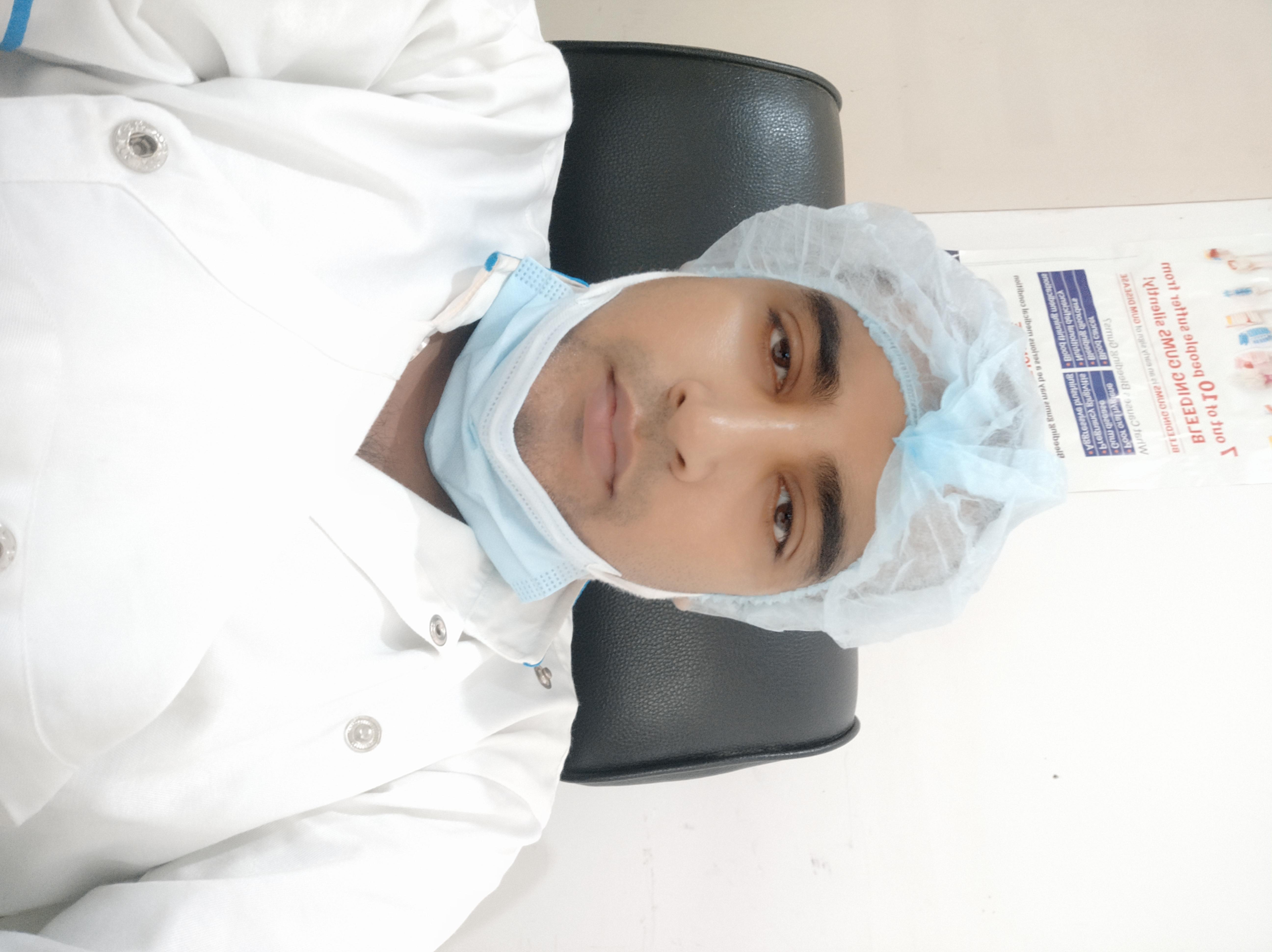 Dr. Krishna Singh