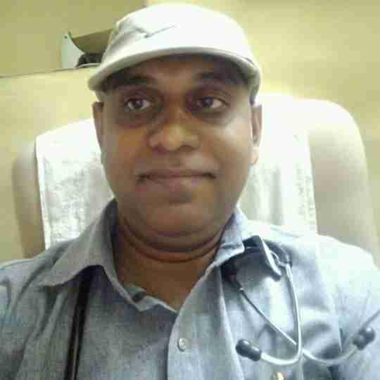 Dr. Sagar Sambe's profile on Curofy
