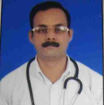 Dr. Manoj Gupta's profile on Curofy