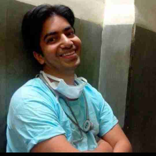 Dr. Aman Verma's profile on Curofy