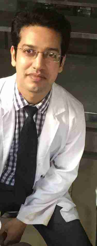 Dr. Kaleem's profile on Curofy