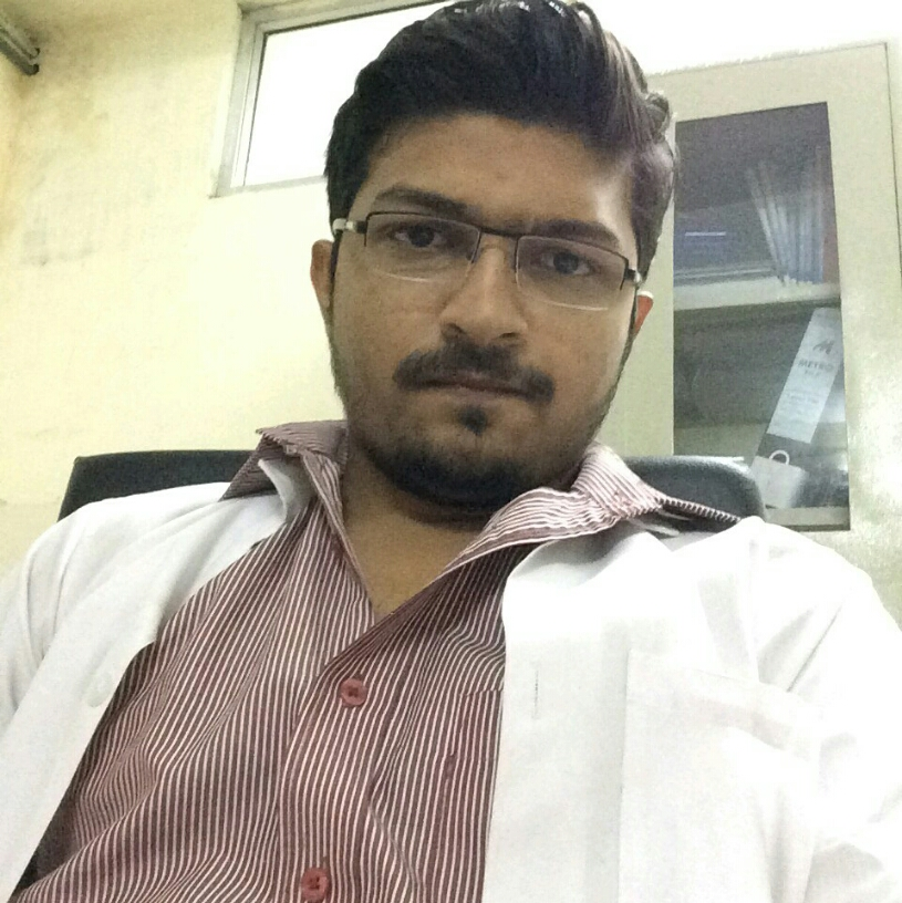 Satyajitsinh Kosamiya's profile on Curofy