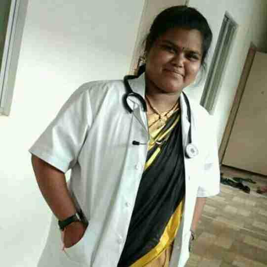 Dr.Radha Elangovan's profile on Curofy