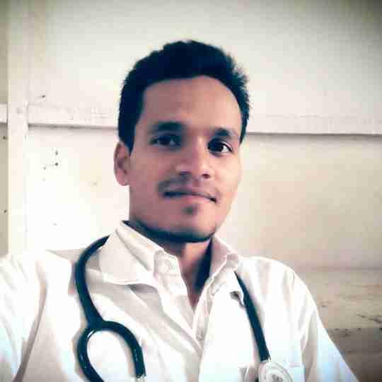Dr. Akshay Shinde's profile on Curofy
