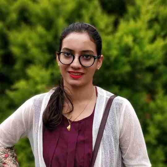 Prachi Gupta's profile on Curofy