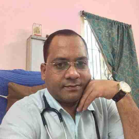 Dr. Tk Sahu's profile on Curofy