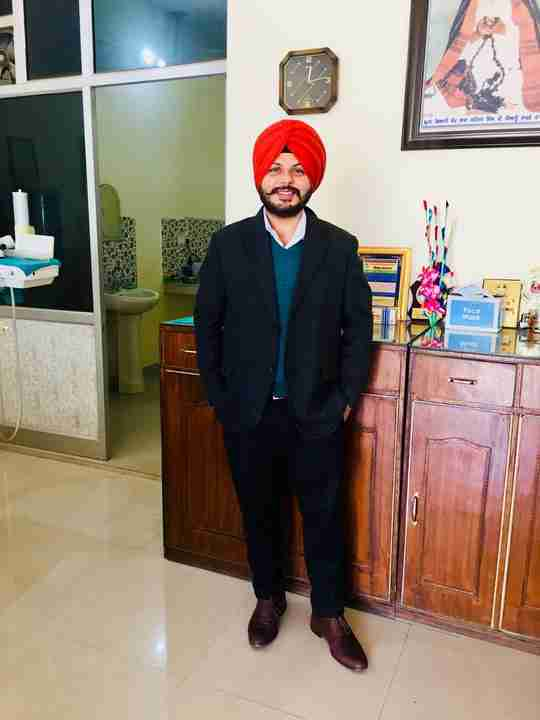 Dr. Dhillon Harman's profile on Curofy