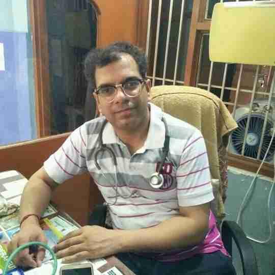Dr. Satyakam Nagar's profile on Curofy