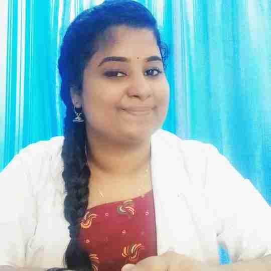 Preethi Rajendraprasad's profile on Curofy