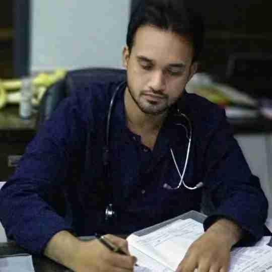 Dr. Aftab Shaikh's profile on Curofy