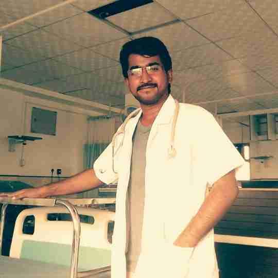 Dr. Mahi Pagar's profile on Curofy