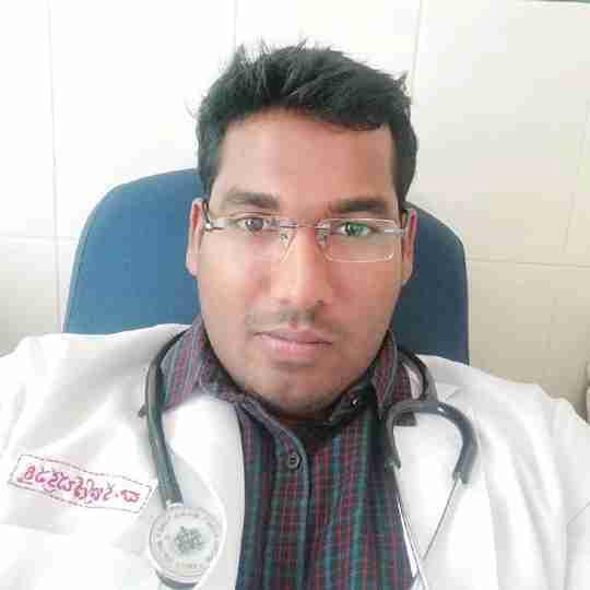 Dr. Kalyan Chakravarthy's profile on Curofy