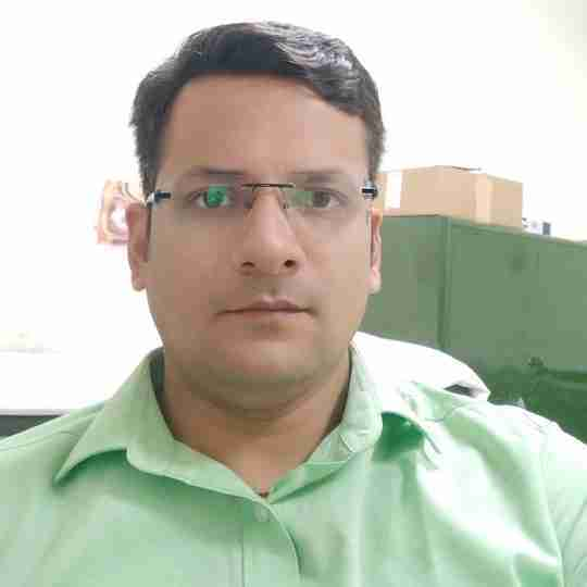 Dr. R K Pandey's profile on Curofy