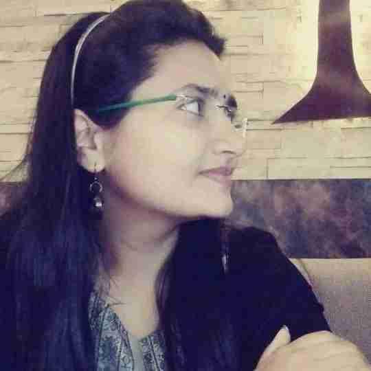 Gunjan Jaiswal's profile on Curofy