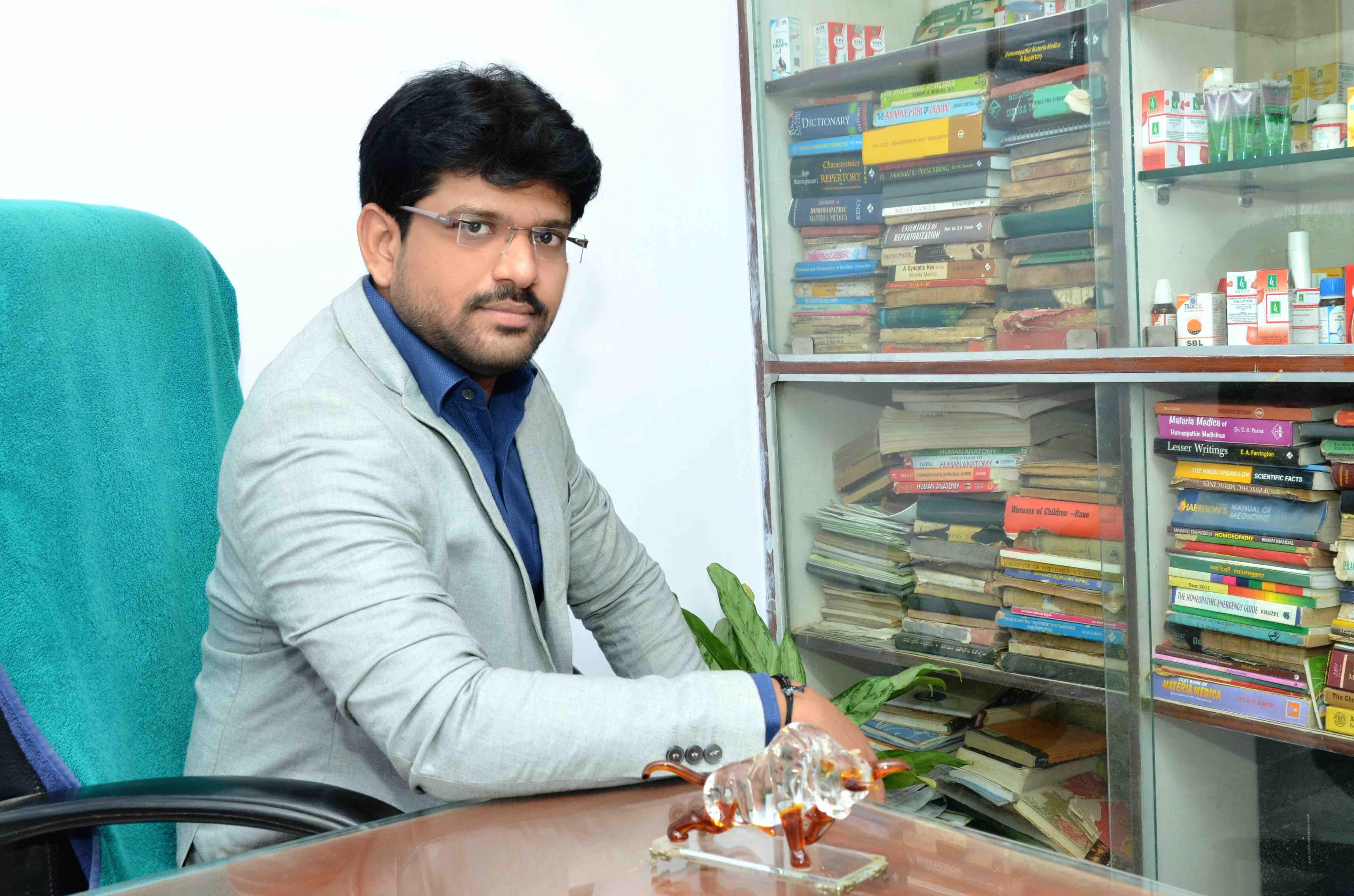 Dr. Sagar Namballa's profile on Curofy