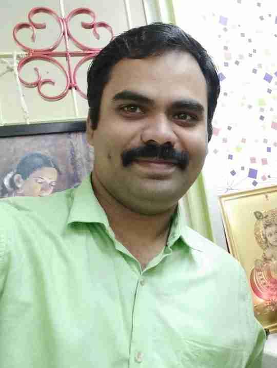 Dr. Venkata Subramanian Arunothayam's profile on Curofy