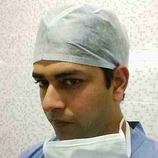 Dr. Vivek. Bagga's profile on Curofy