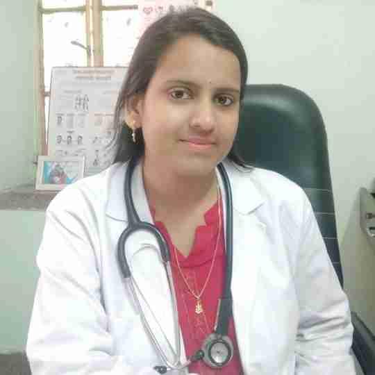 Dr. Vibha Sharma's profile on Curofy