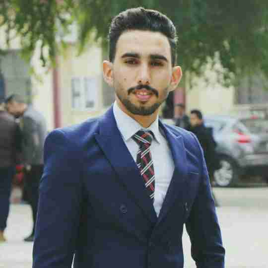 Ahmed Alkhalidy's profile on Curofy