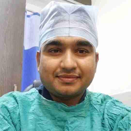 Dr. Pramod Katare's profile on Curofy