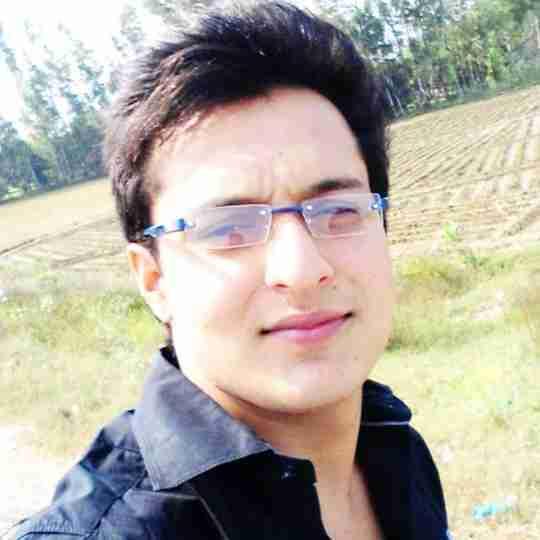 Nikhil Punia's profile on Curofy
