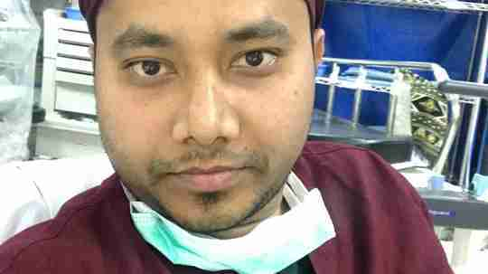 Dr. Khadar Shaik Phd,Mds's profile on Curofy
