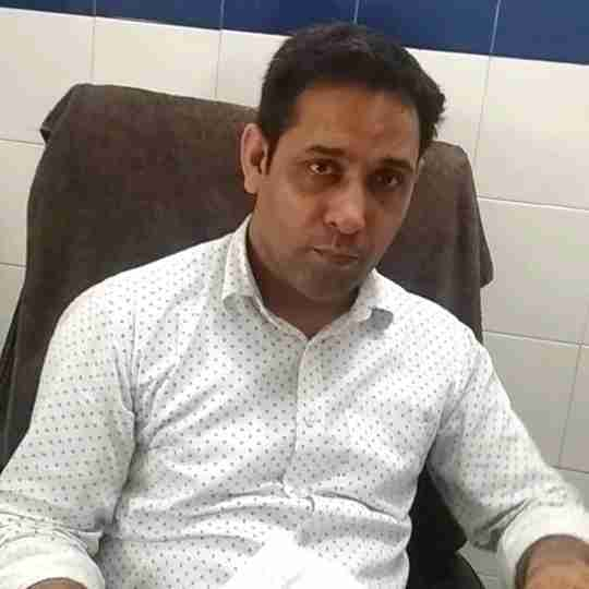 Dr. Hajarilal Saini (Pt)'s profile on Curofy