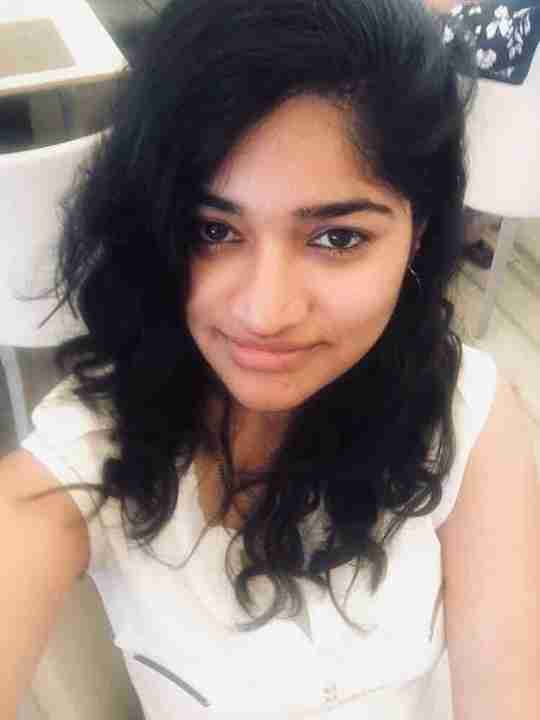Sravya Rao's profile on Curofy