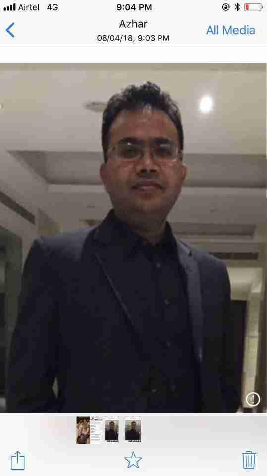 Dr. Azhar Asif Ansari's profile on Curofy