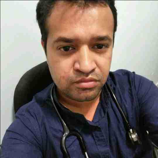 Dr. Puneet Mahajan's profile on Curofy
