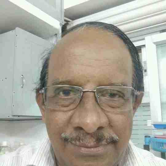 Dr. P. N. Jagadeesh Pandith's profile on Curofy