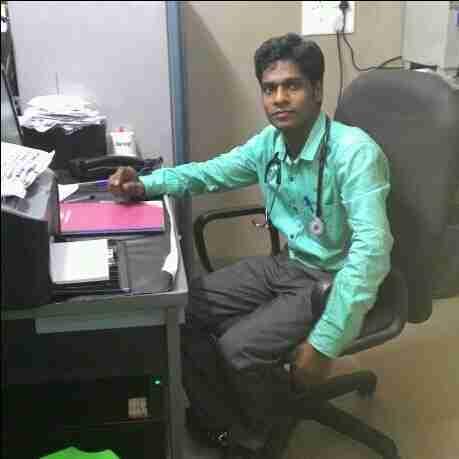 Dr. Kalmesh Madiwal's profile on Curofy