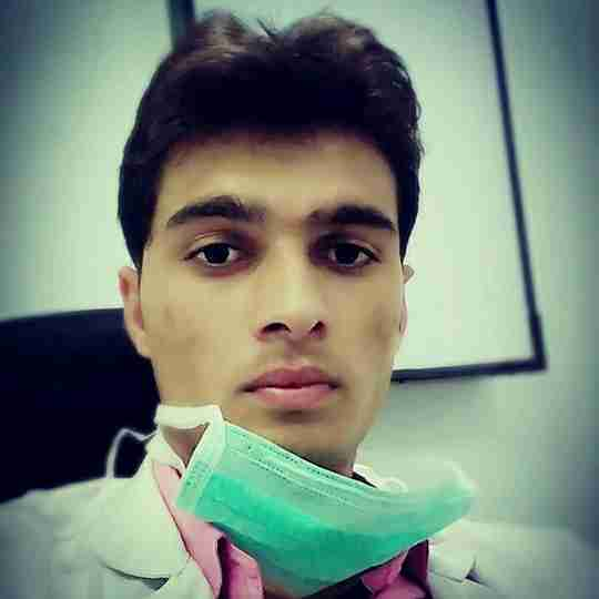 Dr. Shubham Sharma (Pt)'s profile on Curofy