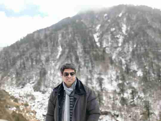 Dr. Vinayaka Hegde's profile on Curofy